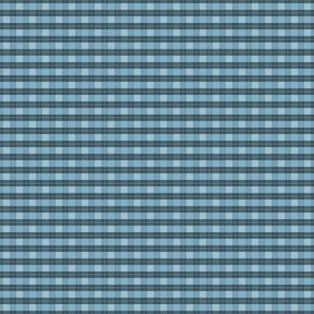 Woodland Flannel Plaid Blue