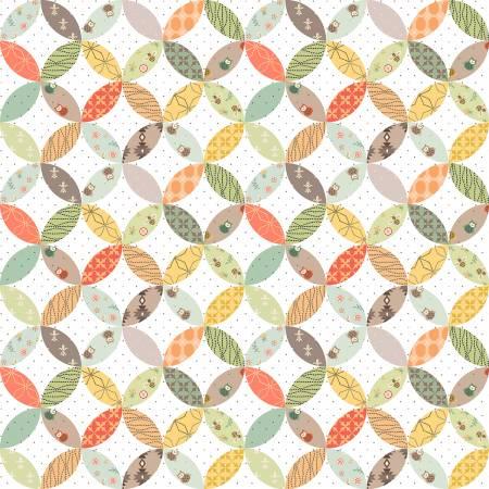 Multi Orange Peel-MultiFlannel