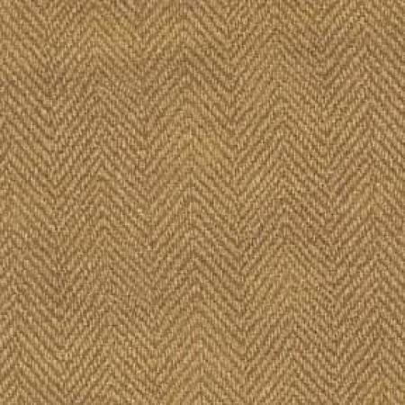 Gold Herringbone Flannel