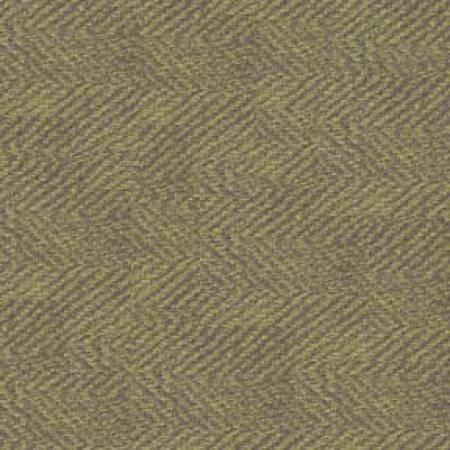 Woolies Flannel Green Herringbone