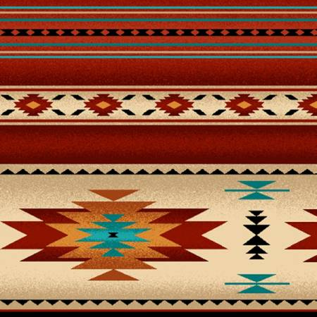Terracotta Tucson Flannel