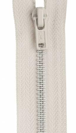 All-Purpose Metal Zipper 9in Natural