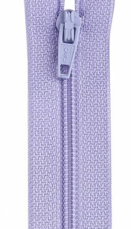 10  Separating Zipper 091 Lilac - One Way