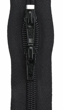 Purse Zipper Black