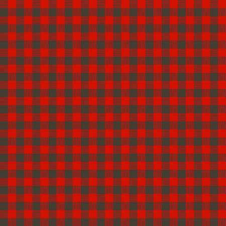 Riley Blake - Adventure Plaid Red In Flannel F5553R-RED
