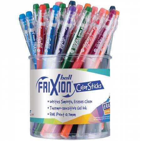 FriXion Ball Color Sticks Assorted 48pc Tub