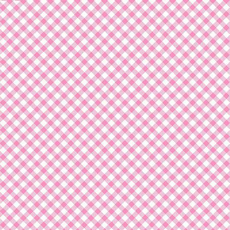 Henry Glass & Co. Ric Rac Paddywack Pink Gingham Flannel