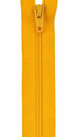 CC All-Purpose Polyester Coil Zipper 7in Spark Gold