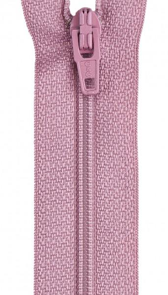 All-Purpose Polyester Coil Zipper 12in Dark Old Rose