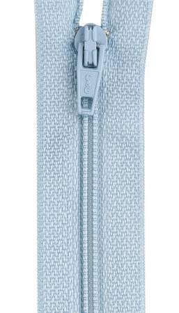 CC All-Purpose Polyester Coil Zipper 20in Ciel