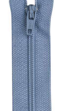 CC All-Purpose Polyester Coil Zipper 22in Copenhagen