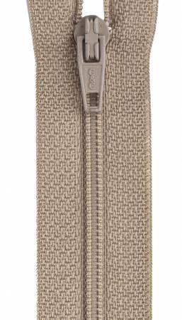 Polyester Zipper 22  Dogwood