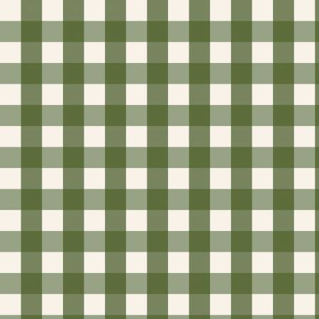 Green and White Plaid Flannel:  WInterberry by My Mind's Eye for Riley Blake Fabrics