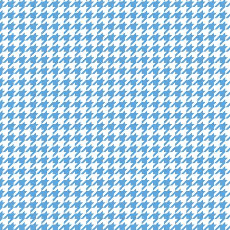Little One Flannel Too Blue Houndstooth MASF8225-WB^