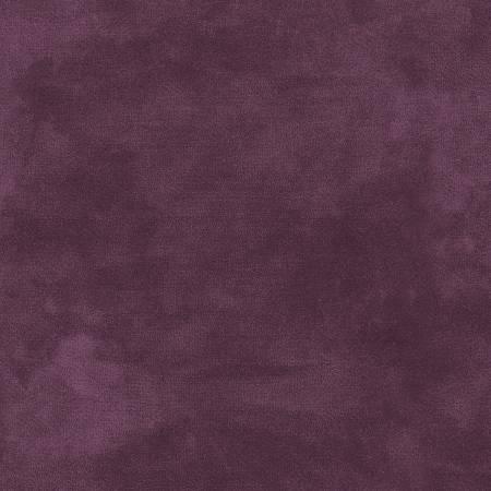 Eggplant Color Wash Flannel