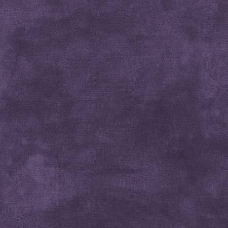 Royal Purple Color Wash Flannel