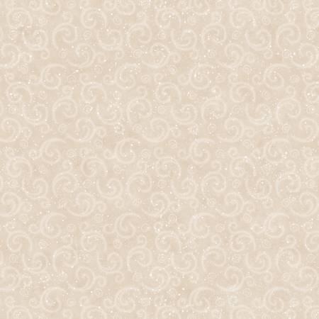 I Love Sn'Gnomies Beige Swirl Flannel