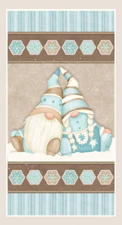 Multi Gnome Panel 24in Flannel