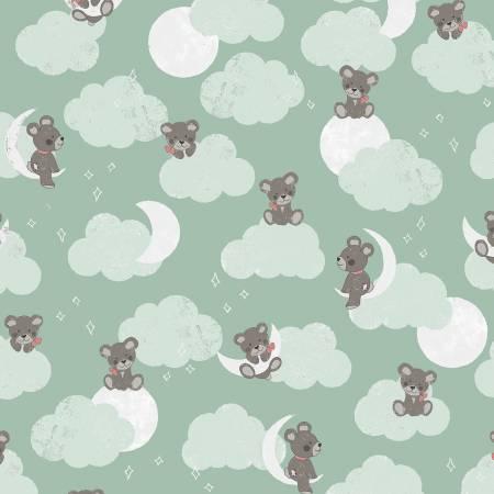 Flannel Sleep Tight Main Mint