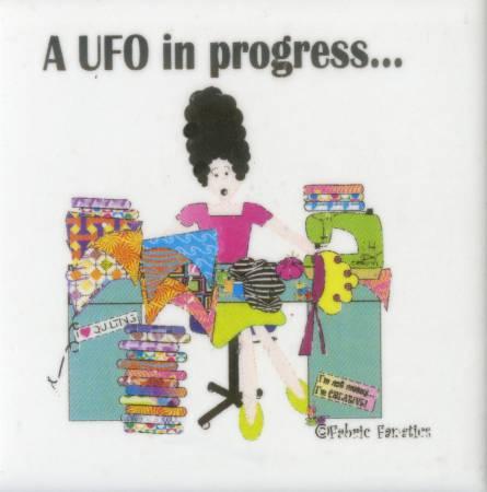 Magnet A UFO In Progress
