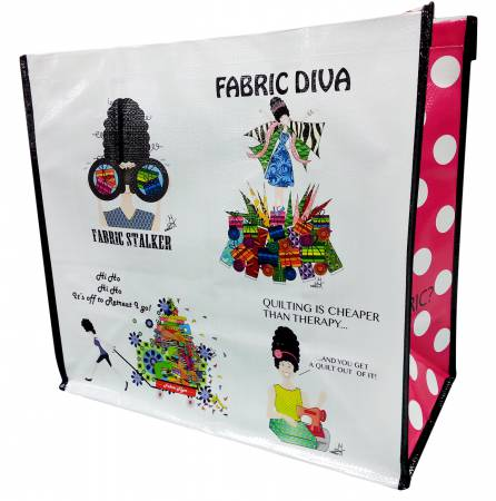 Fabric fanatics card set