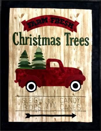 Christmas Trees Sign