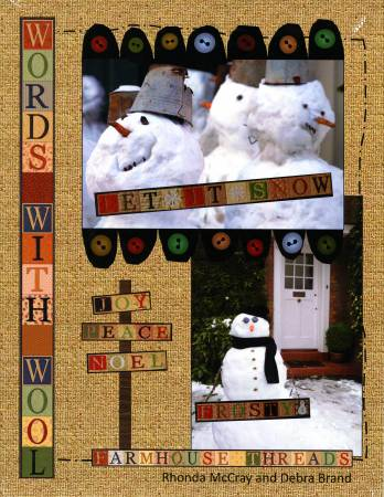 BK- Words With Wool - Softcover