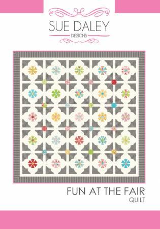Sue Daley Fun at the Fair Quilt EPP Kit