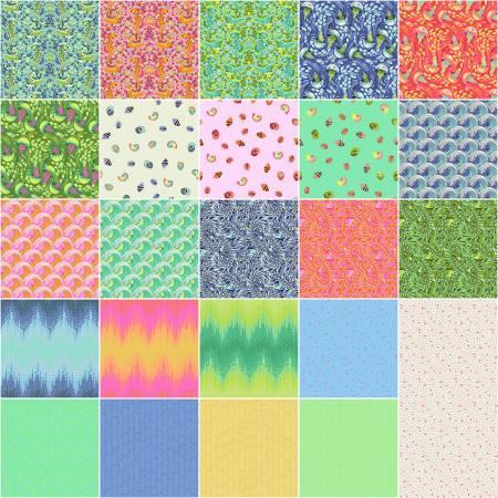 Zuma 5 Charm Squares (42) FB6CPTP0918X