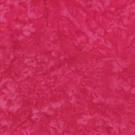 Raspberry Tonal Batik