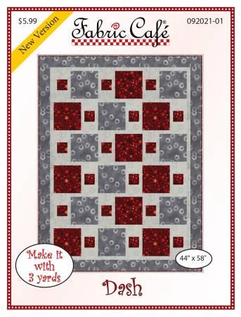 Fabric Cafe Dash Pattern 44 x 58 092021-01