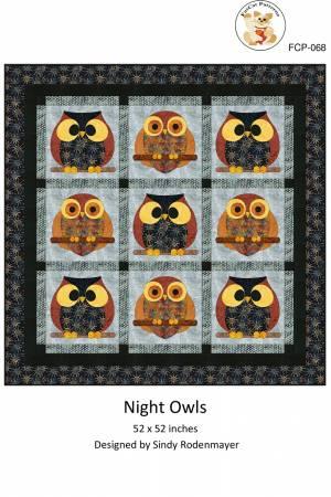 Night Owls Pattern