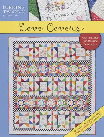 Love Covers Block of the Month