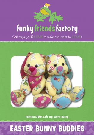 Easter Bunny Buddies Funky Friends