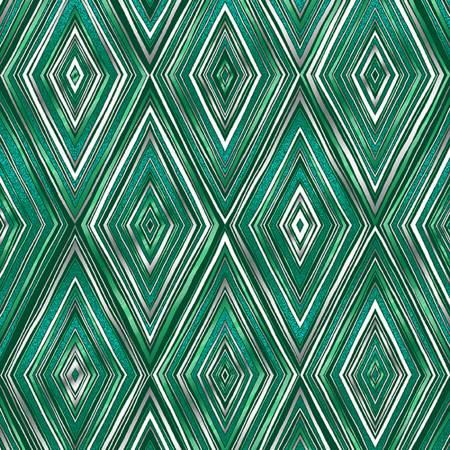 Diamonds-Holly Metallic Fabric