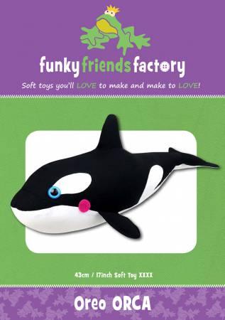 Oreo Orca Pattern