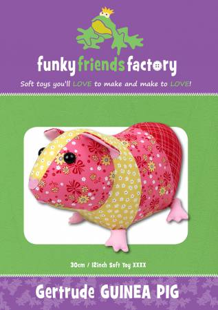 Gertrude Guinea Pig