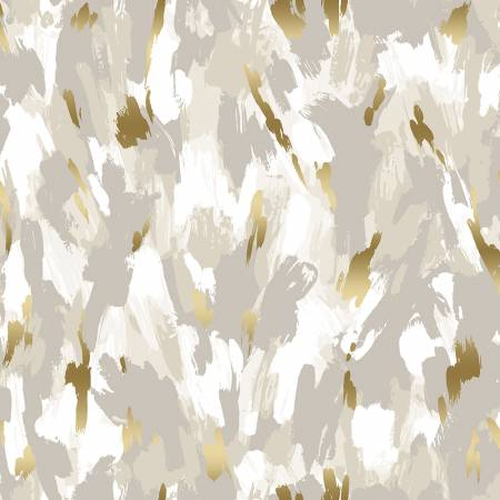 Shiny Objects, Good as Gold, Pebble Fresh Paint w/Metallic