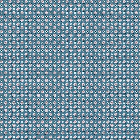 Blue Gritty Gal
