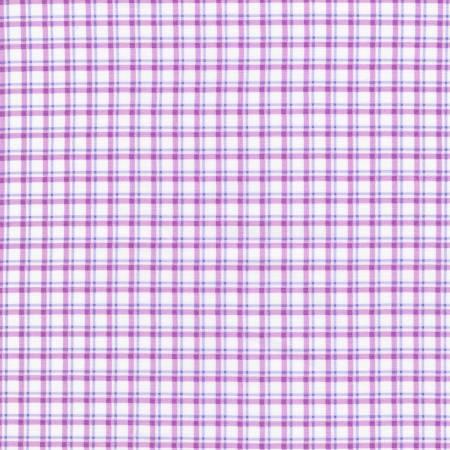 KAUF- Wildflowers Plaid Violet