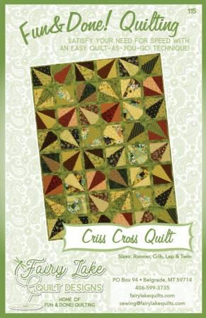 Fun & Done - Criss Cross Quilt
