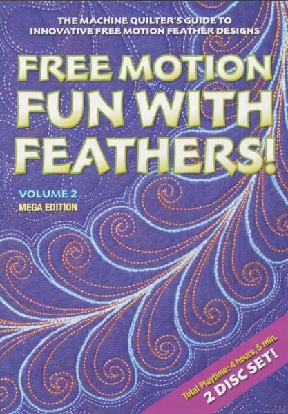 DVD Free Motion Fun with Feathers Volume 2