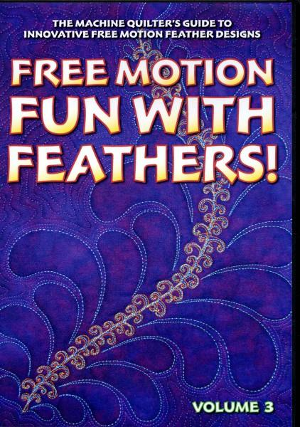 DVD Free Motion Fun With Feathers Volume 3