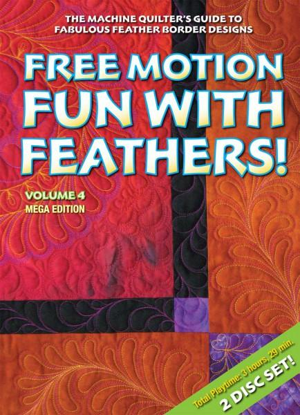 DVD Free Motion Fun with Feathers Volume 4