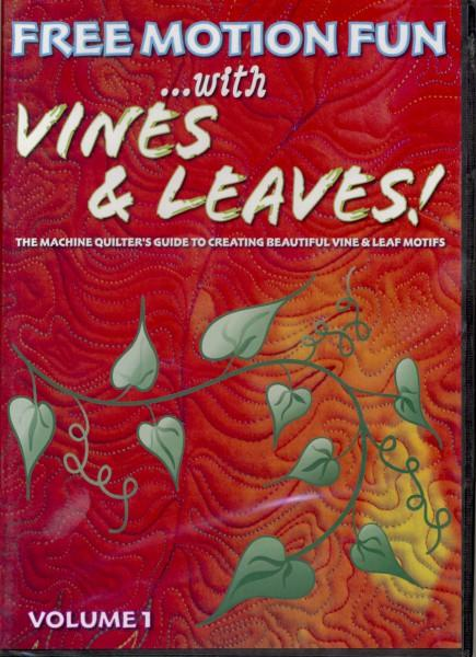 DVD Free Motion Fun with Vines & Leaves!