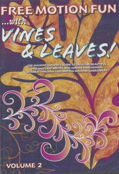 DVD Free Motion Fun With Vines and Leaves Volume 2