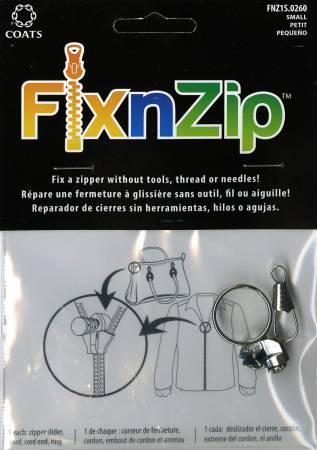 Coats - Fix N Zip Zipper Repair Small