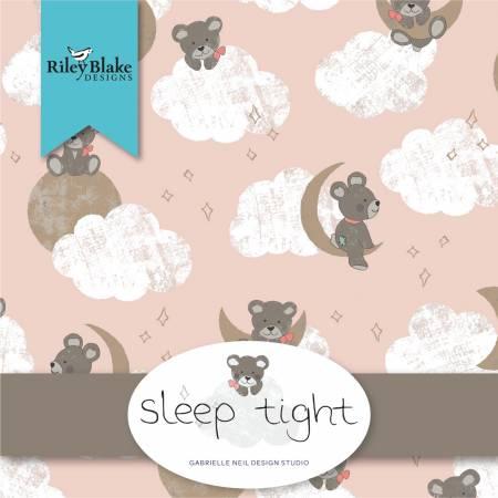 Sleep Tight Fat Quarter Bundle, 18pcs