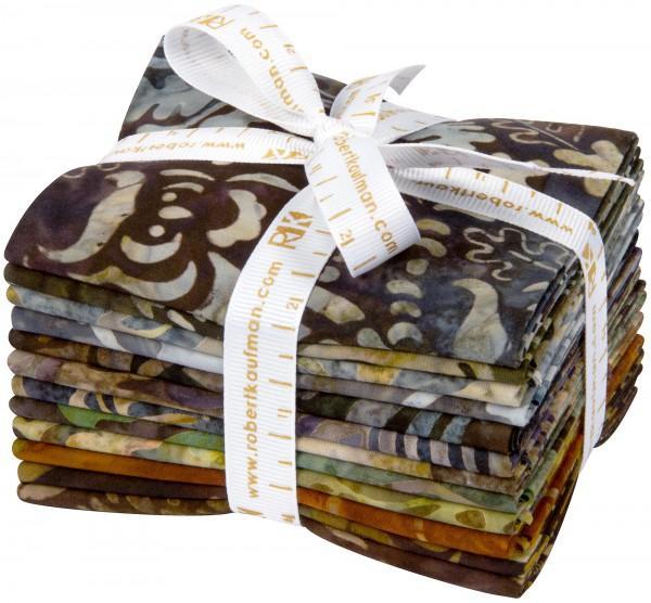 Fat Quarter Bundles Artisan Batiks: Wildlife Sanctuary 2.0