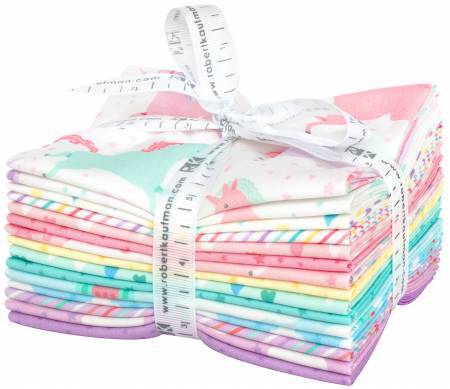 Fat Quarter Bundle Chasing Rainbows 15pcs/bundle